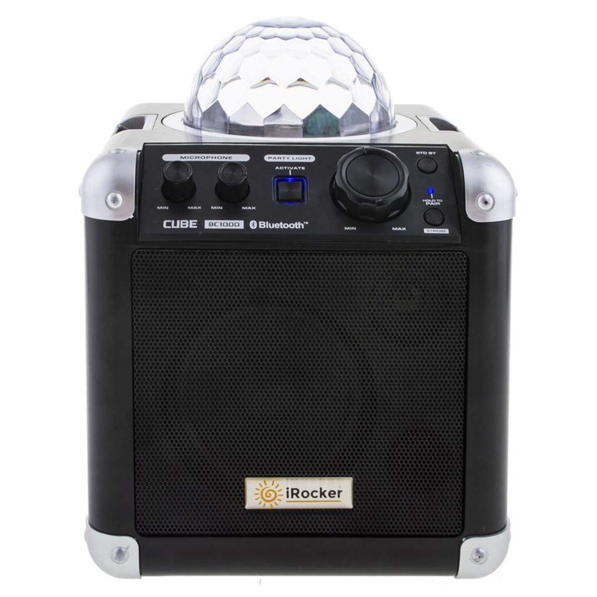Sing Cube amplificatore bluetooth con luce
