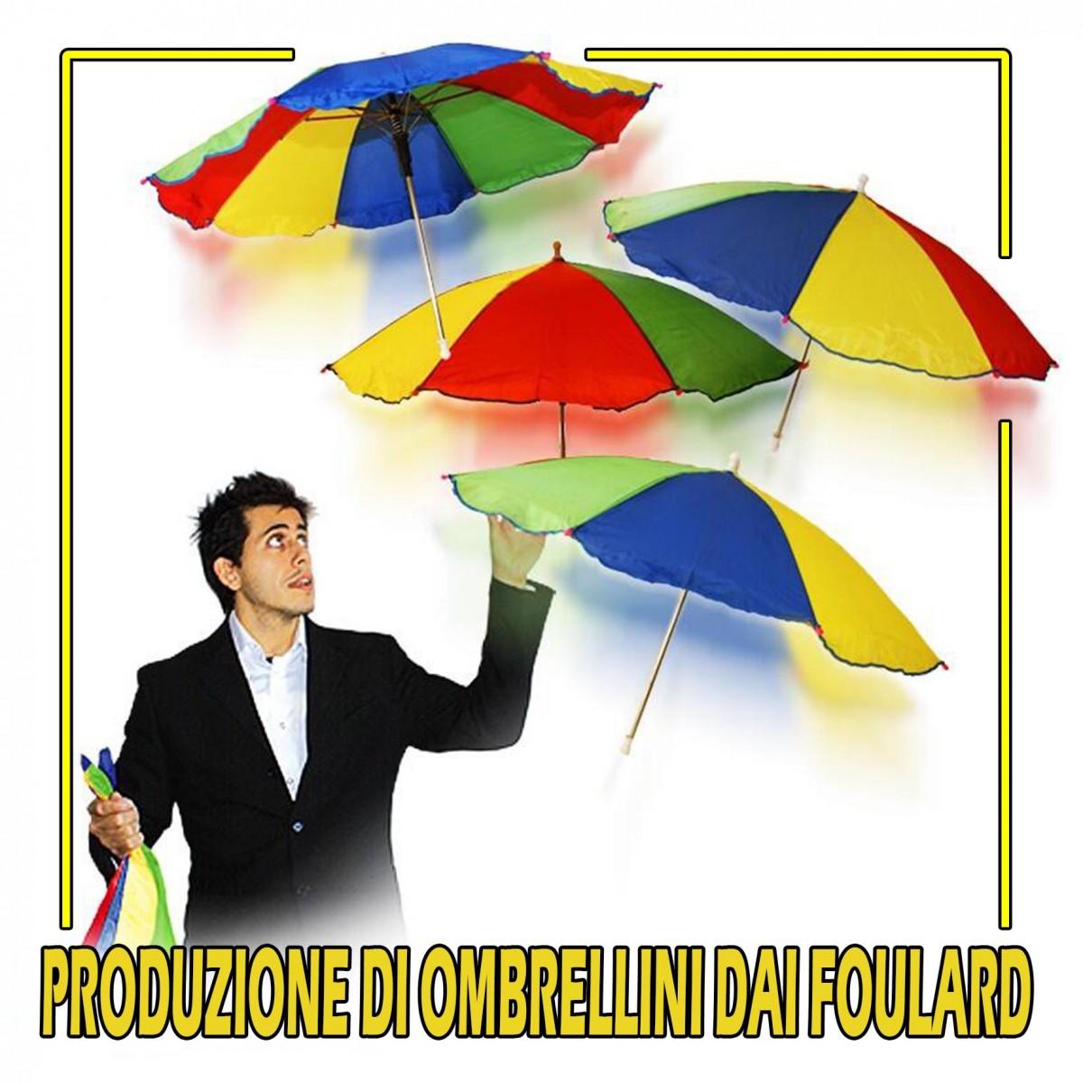 Produzioni di Ombrellini dai Foulards