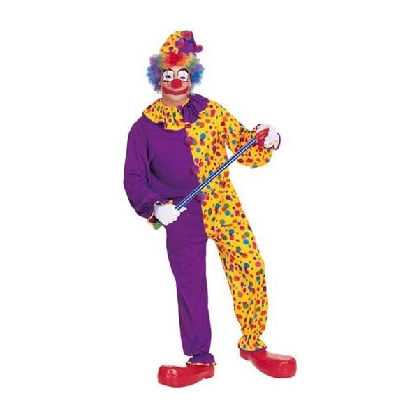 Costume clown smiley