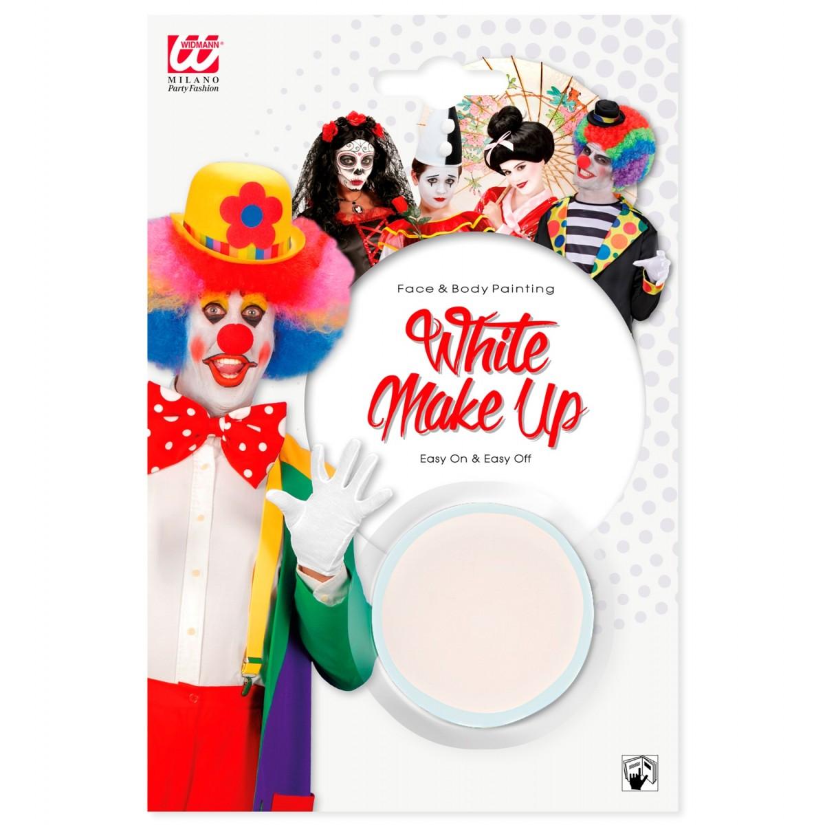 Make-up in vaschetta vari colori ad acqua