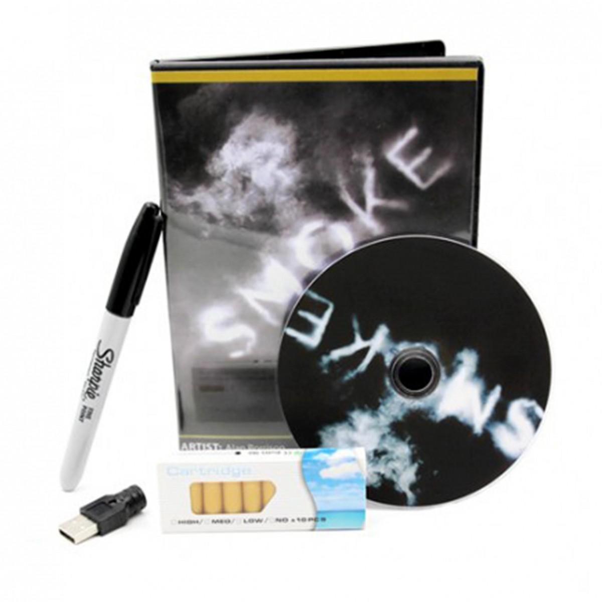 Smoke Sharpye Magic - Gimmick + DVD