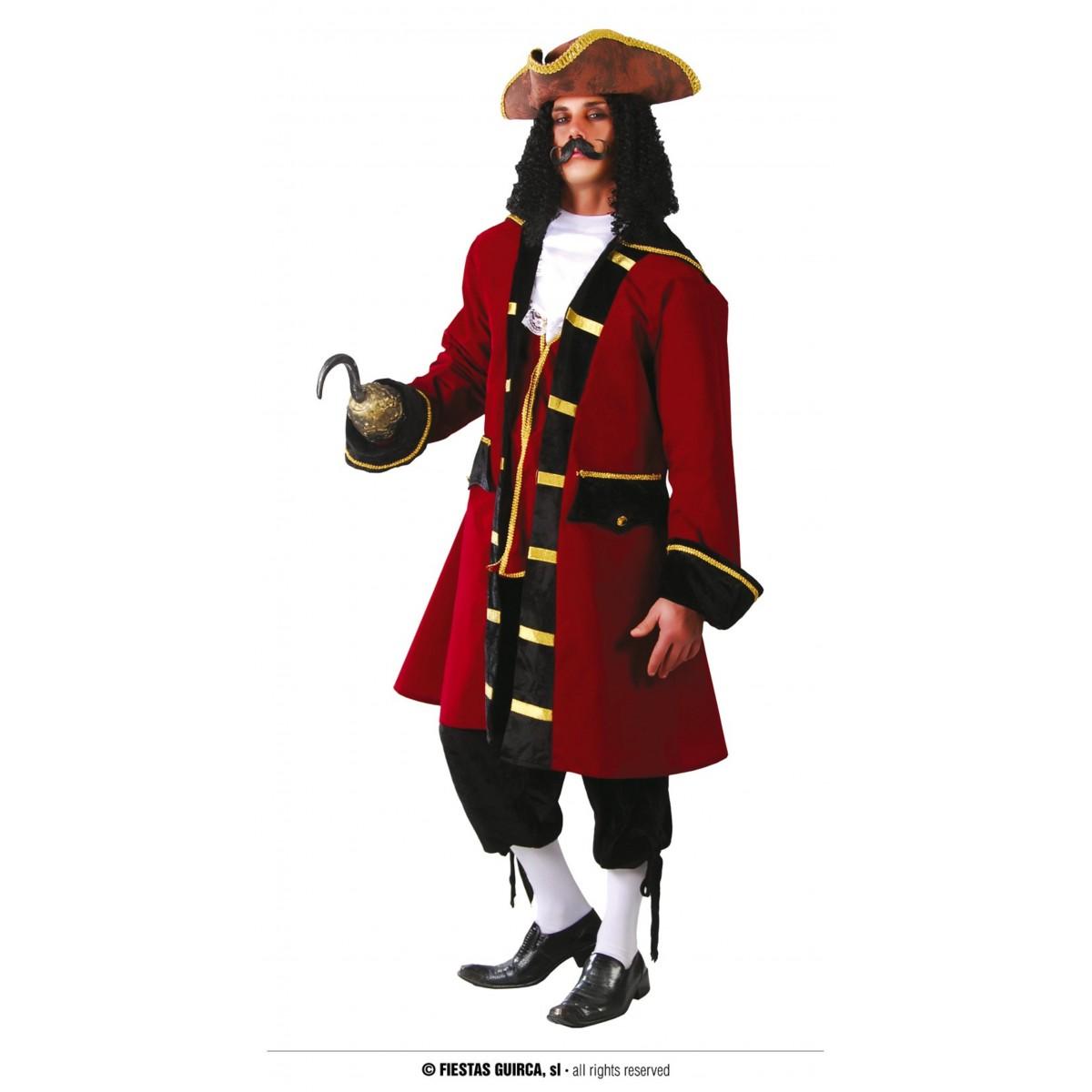 Costume pirata dell' isola del tesoro