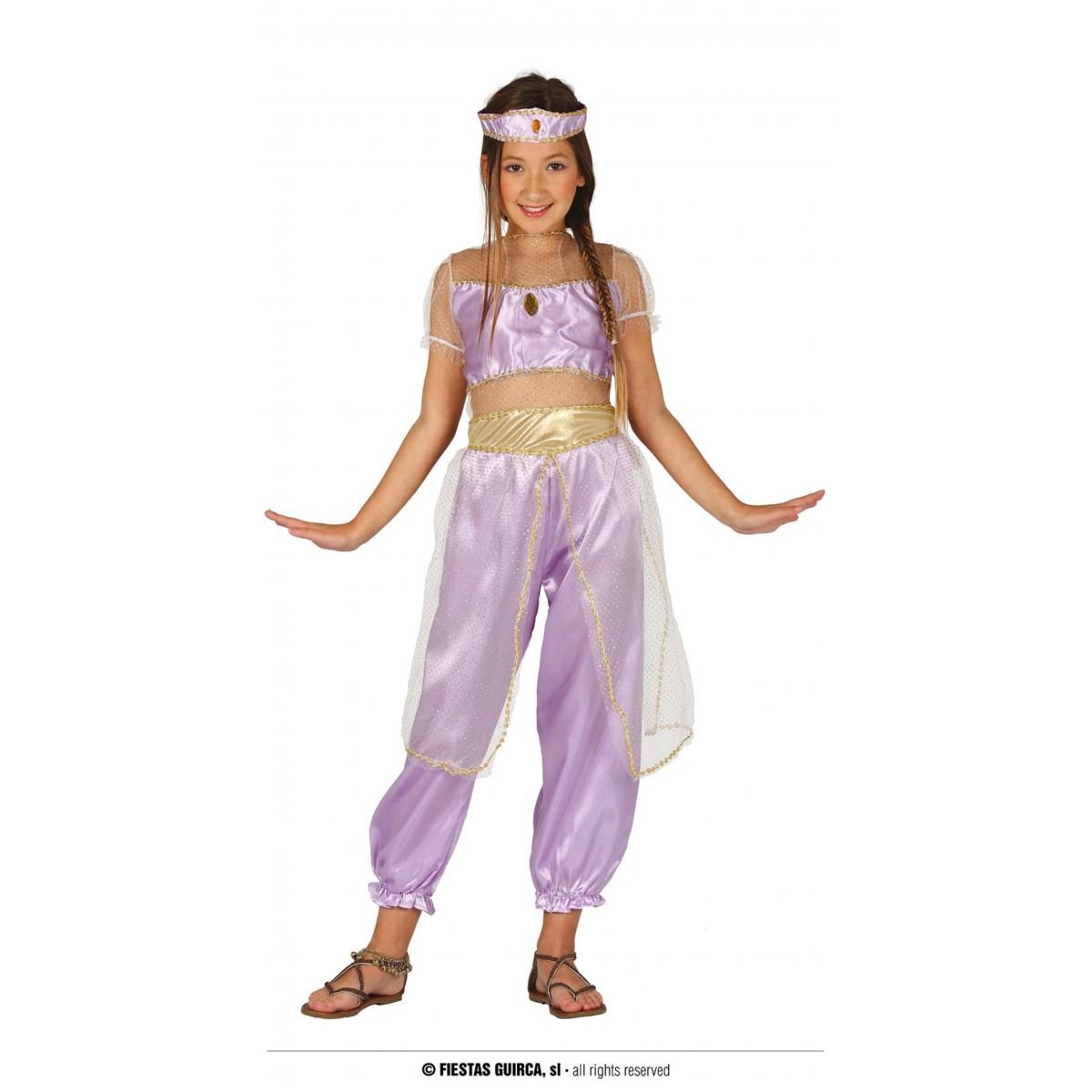 Costume principessa del deserto 5 - 6 anni