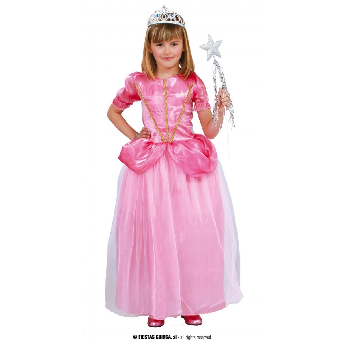 Costume principessa del ballo 5 - 6 anni