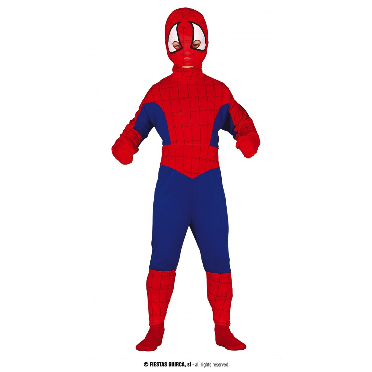 Costume ragno bambino