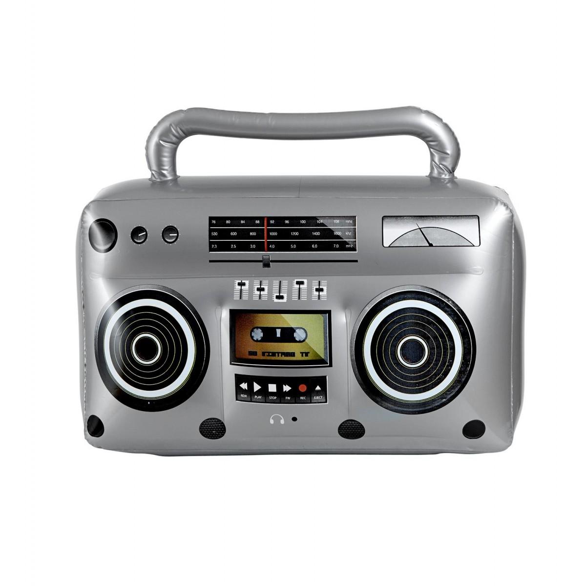 Radio gonfiabile 50cm