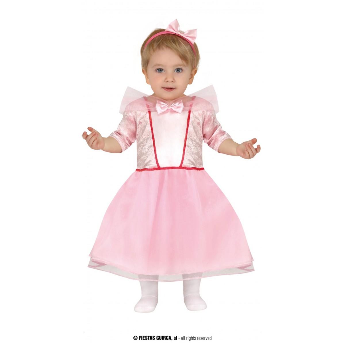 Costume principessina 12 - 18 mesi