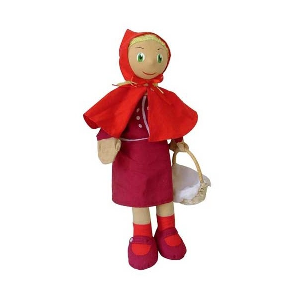 Marionetta Cappuccetto rosso