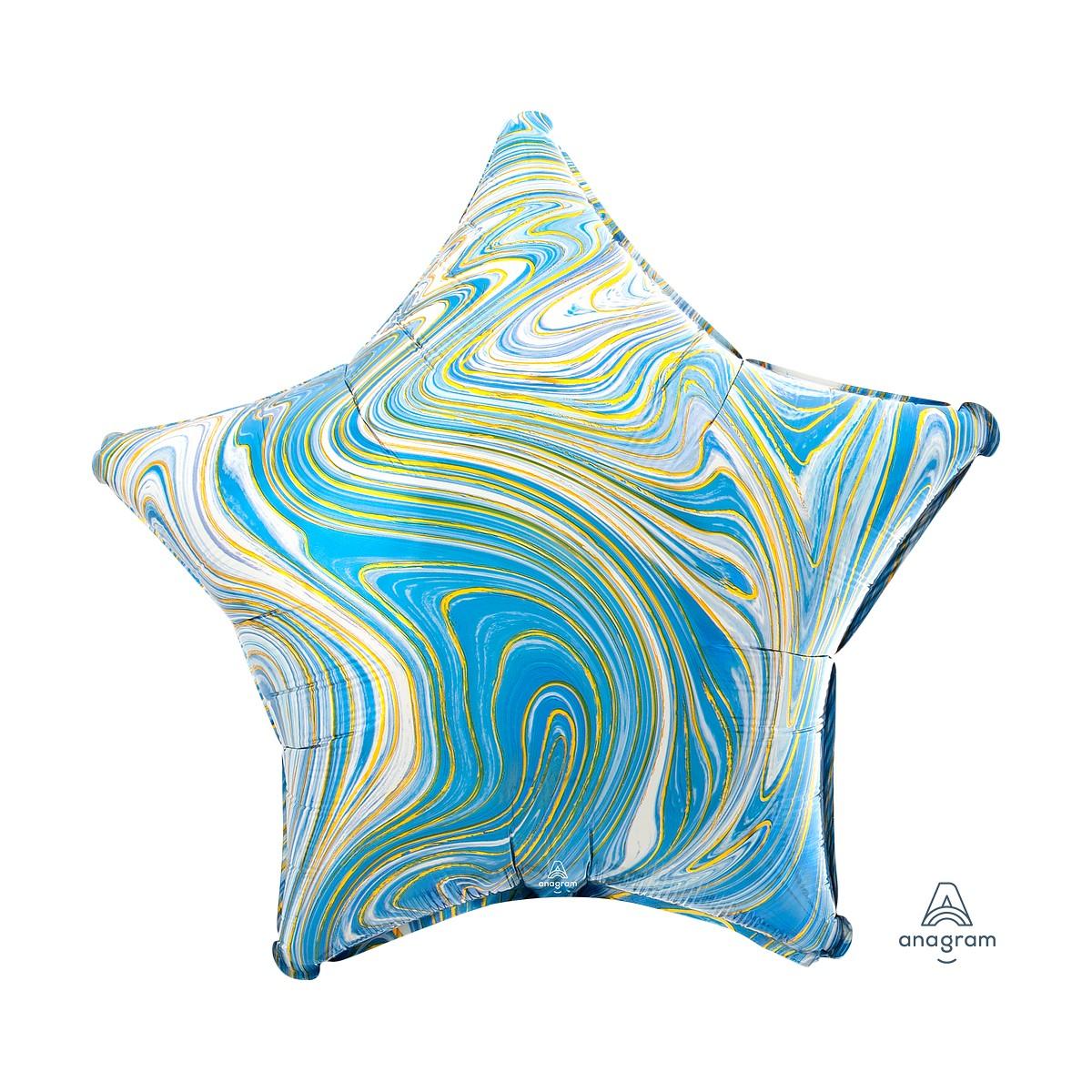 "Shape stella 18""/45cm Marblez vari colori"