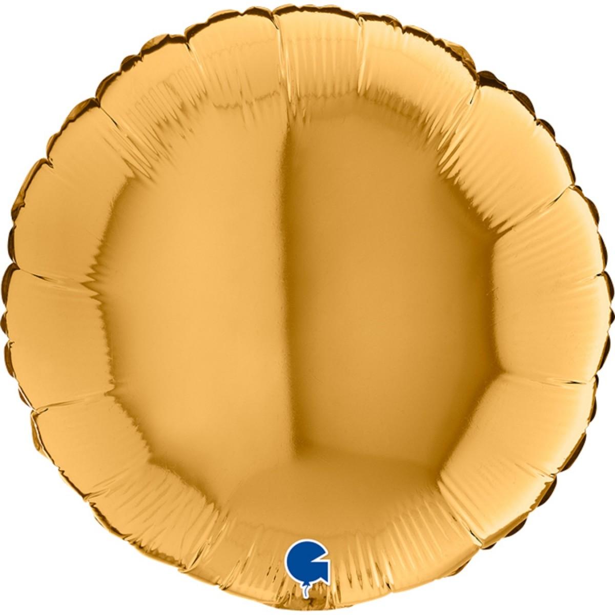 """Solid circle 18""""/45cm oro antico Grabo confezionato 1 pz"""