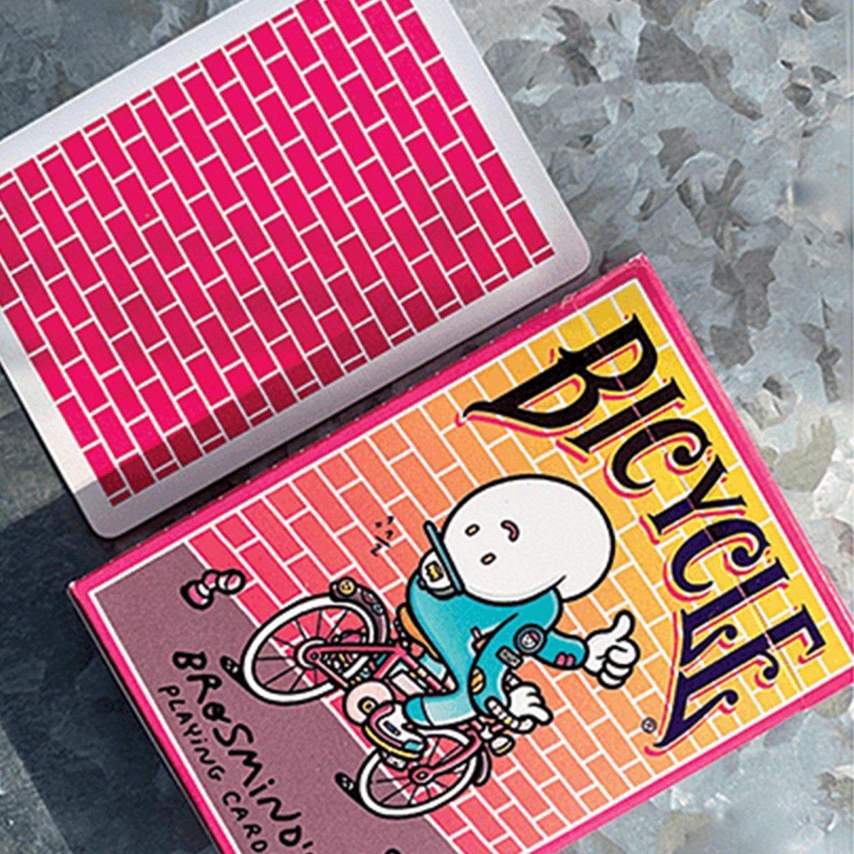 Bicycle - Brosmid's four Gangs