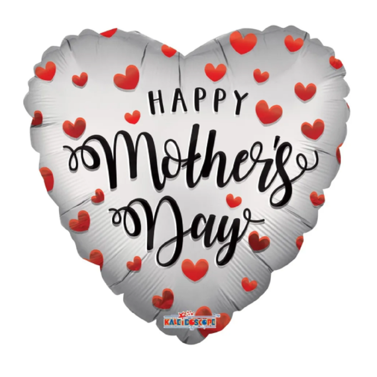 "Shape cuore 18""/45cm Happy mother's day cuoricini"
