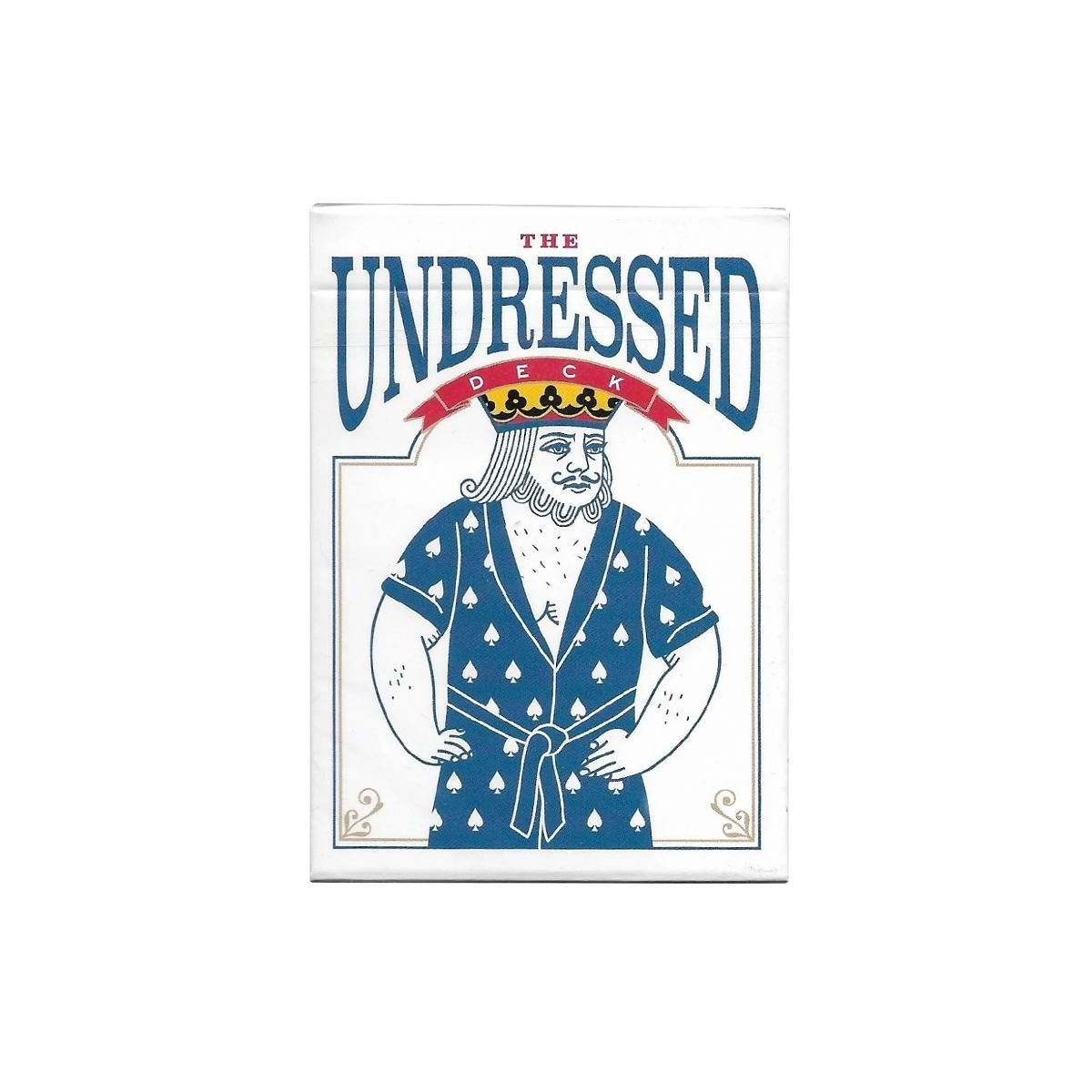 The Undressed deck by Edi Rudo