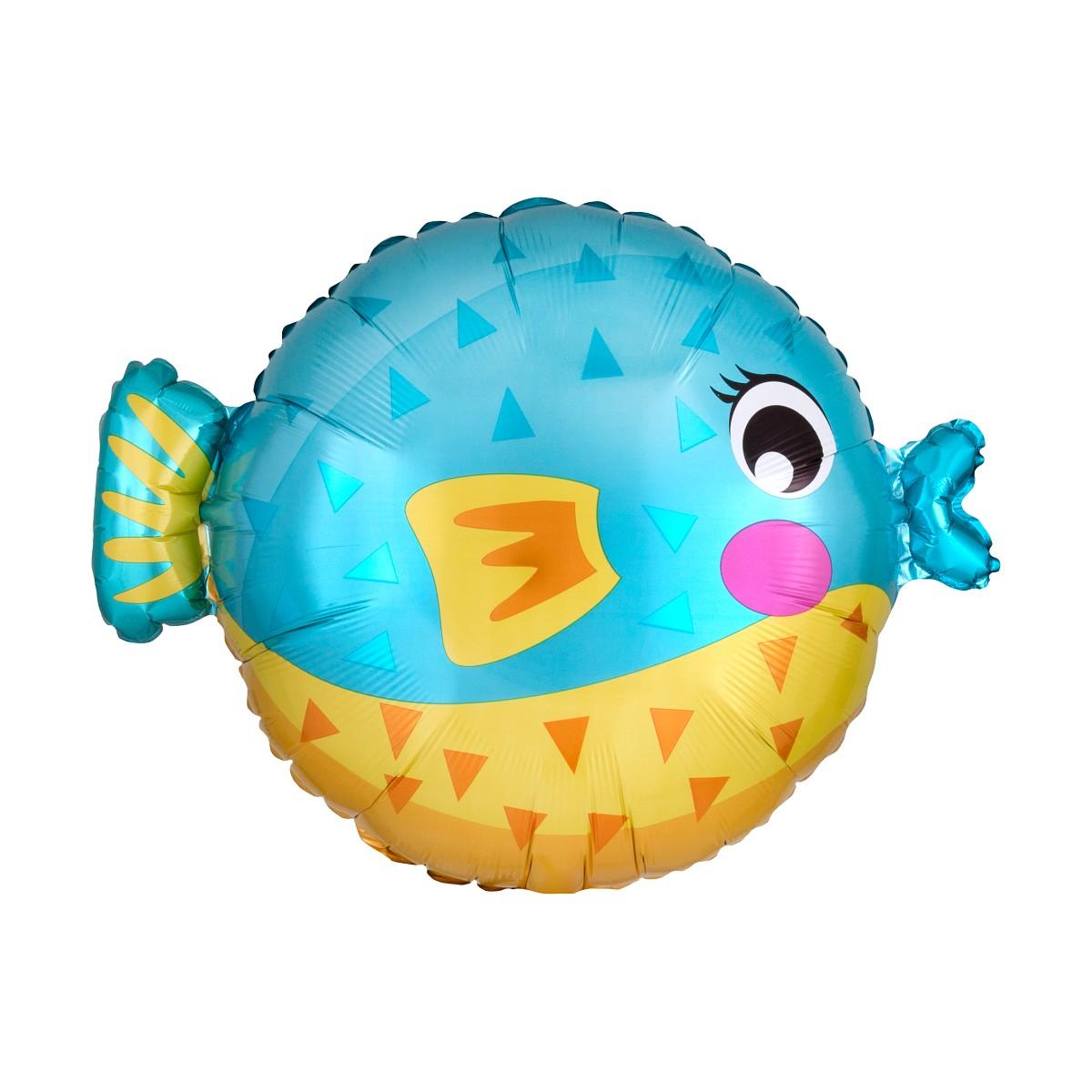 "Shape 19""/49cm Pesce palla"