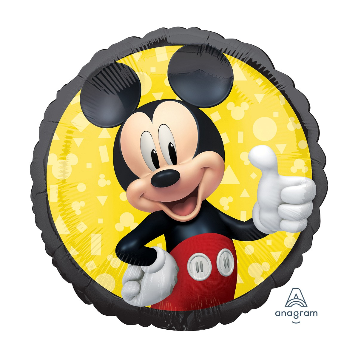 "Shape 18""/ 45cm Mickey forever"