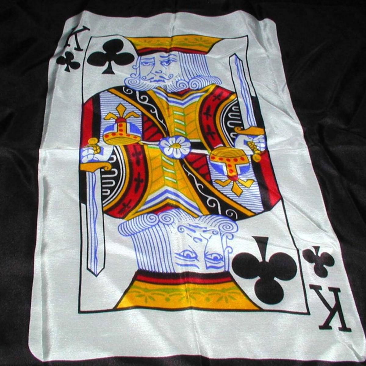 Card silk set 45x45