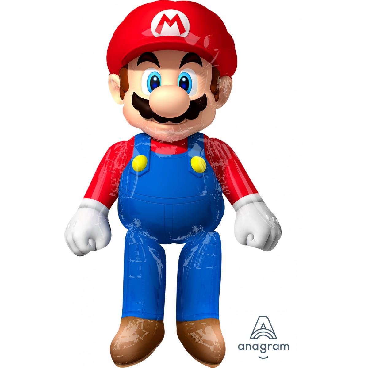 Airwalker 152cm Mario Bros