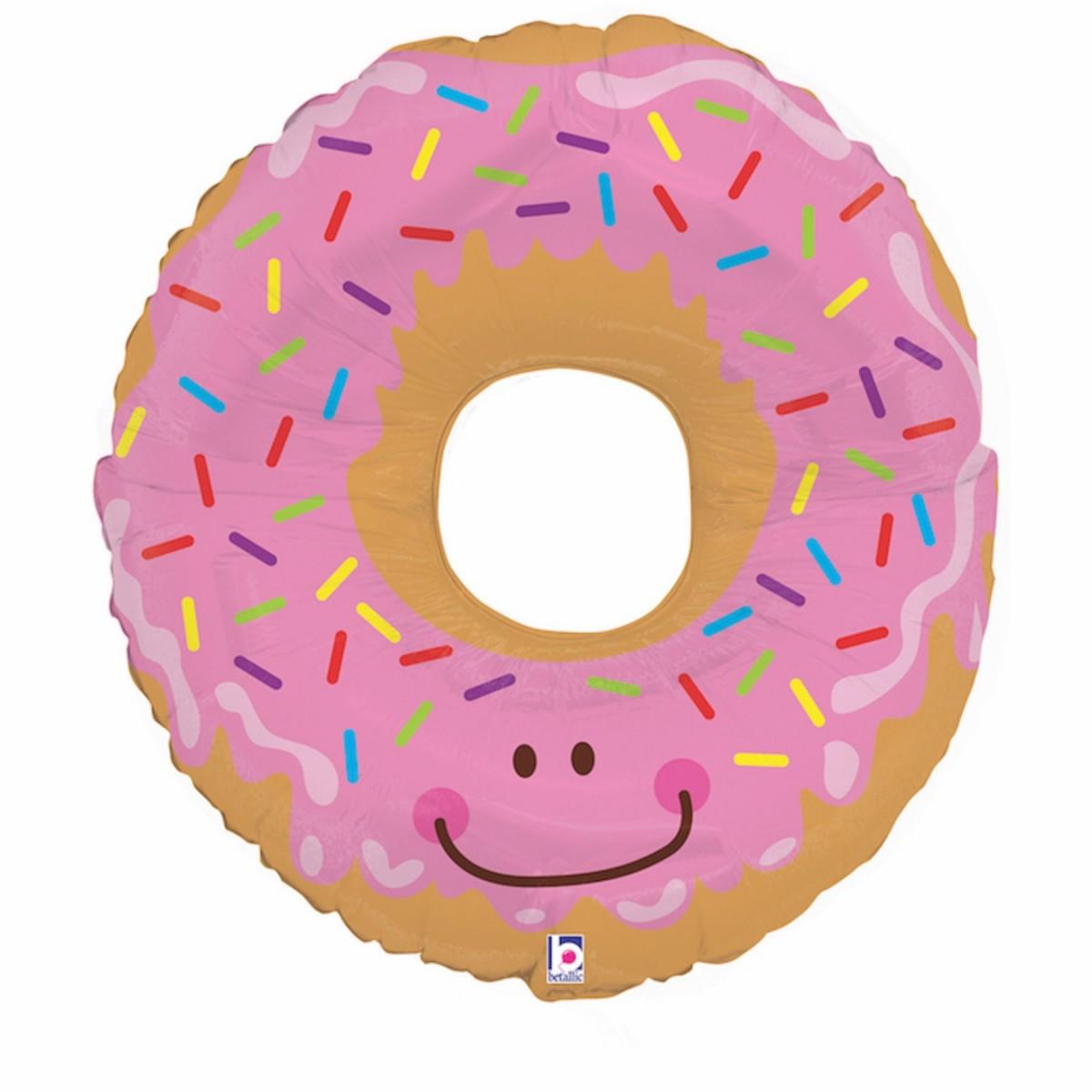 """Supershape 30""""/76cm Glazed donut"""