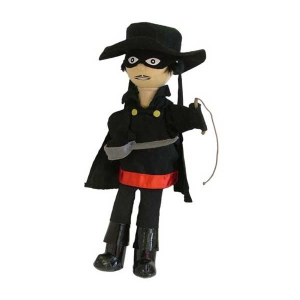 marionetta  Cavaliere nero