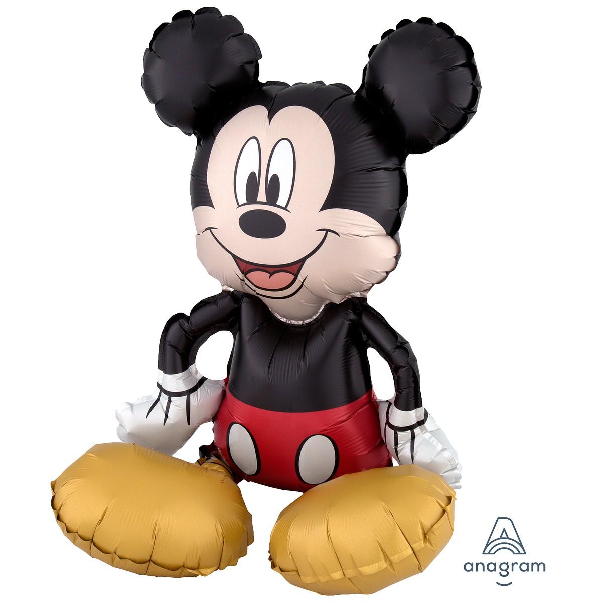 "Shape 19""/48cm Mickey seduto"