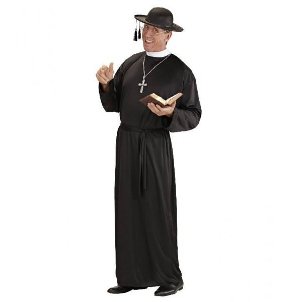 Costume Prete confezione 3 pz