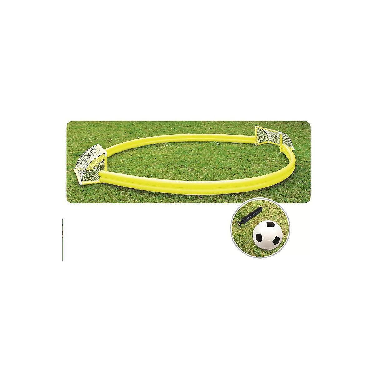 Campetto da calcio gonfiabile 400x200cm
