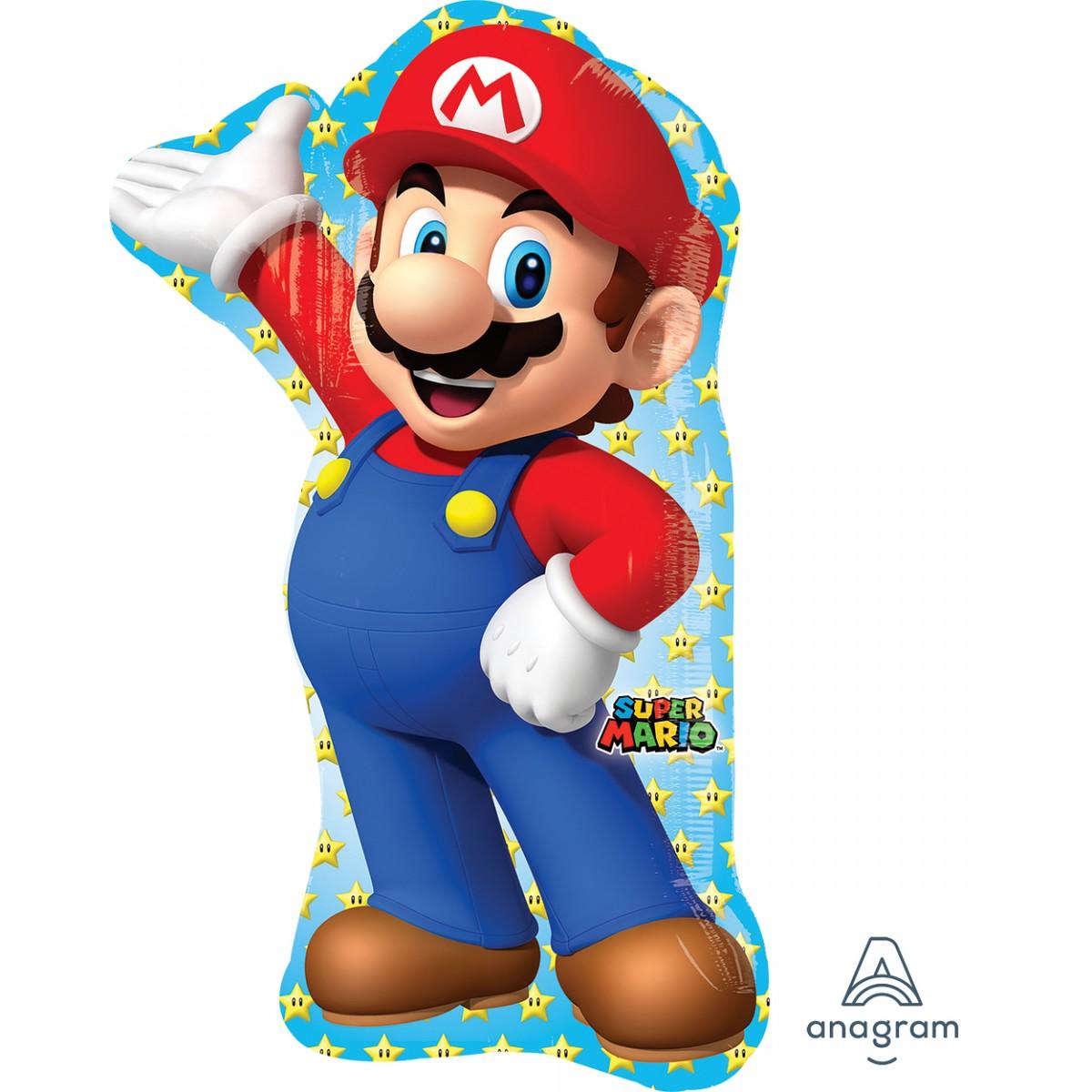 """Supershape 33""""/83cm Super Mario Bros"""