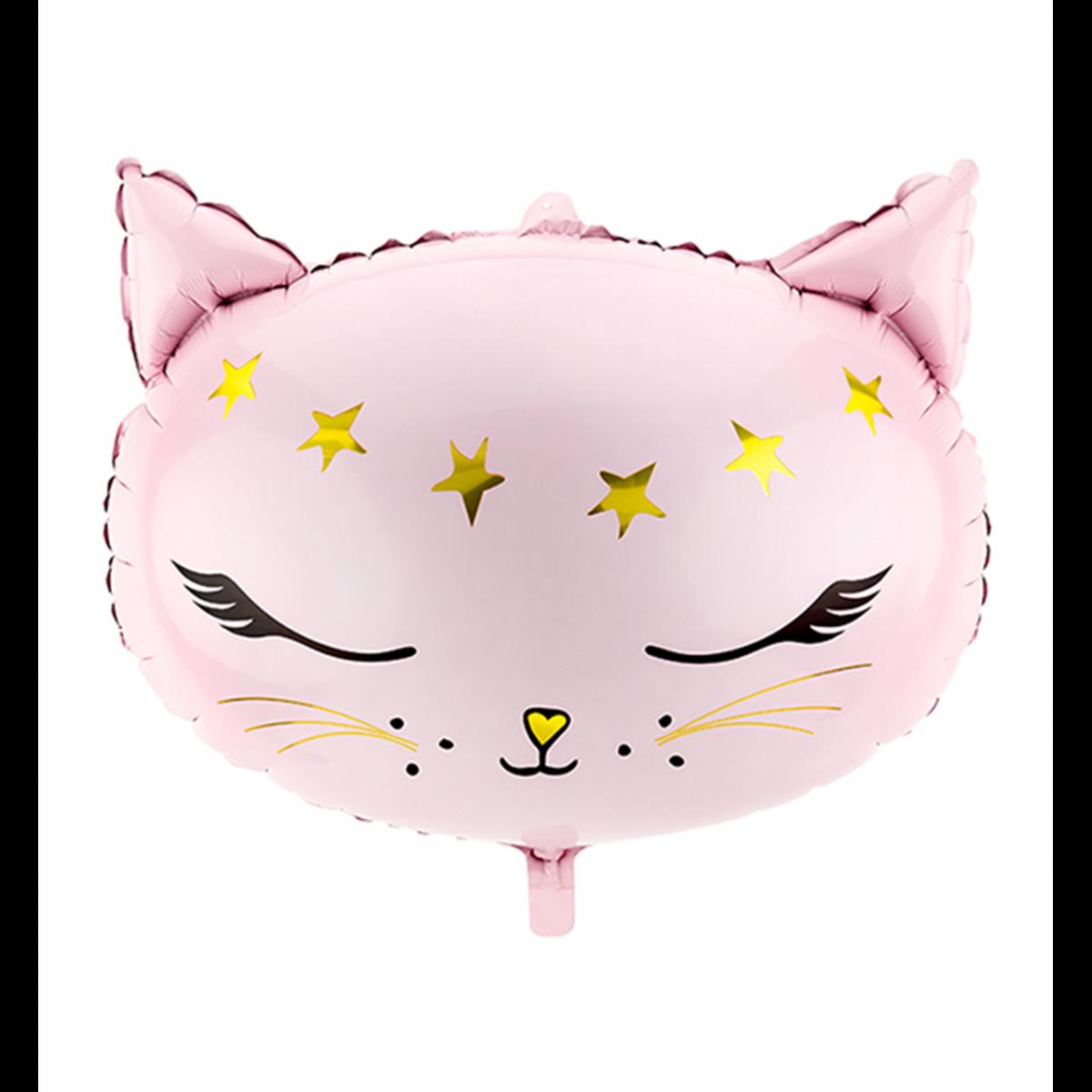 """Shape 19""""/48cm Pink Cat"""