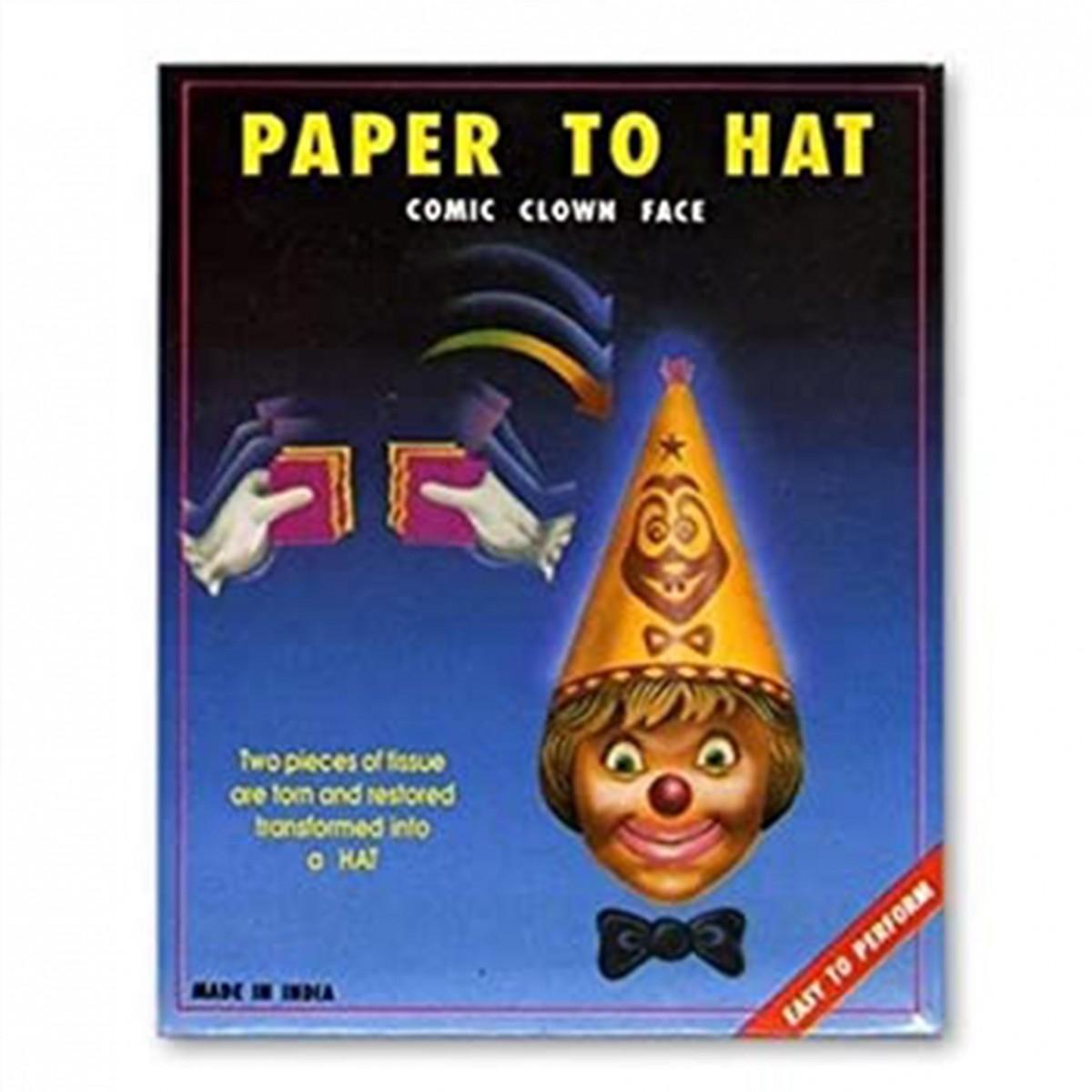 Da carta a cappello