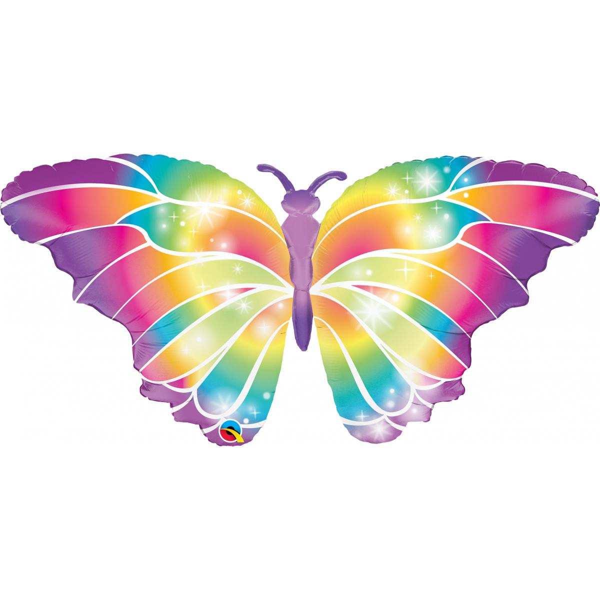 "Supershape 44""/112cm Luminous Butterfly"