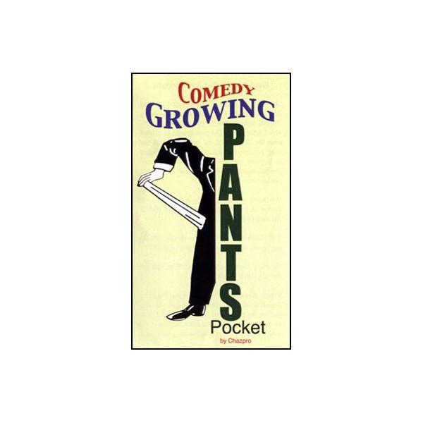 Tasca che si allunga - Growing Pants Pocket