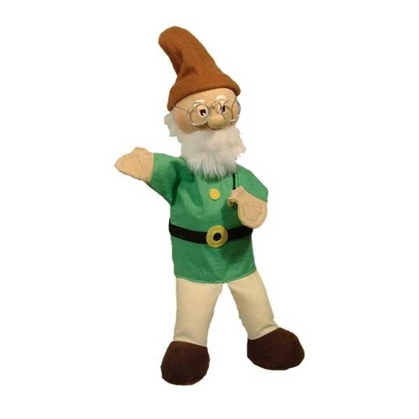 marionetta nonno professore