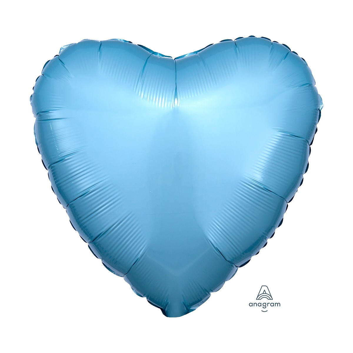 """Shape cuore 18""""/45cm Anagram confezionato 1pz. v. colori"""