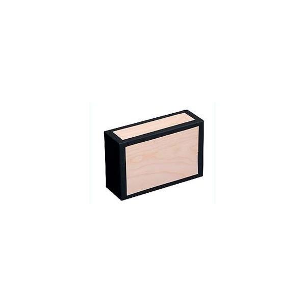 Cigar Box legno naturale 1pz