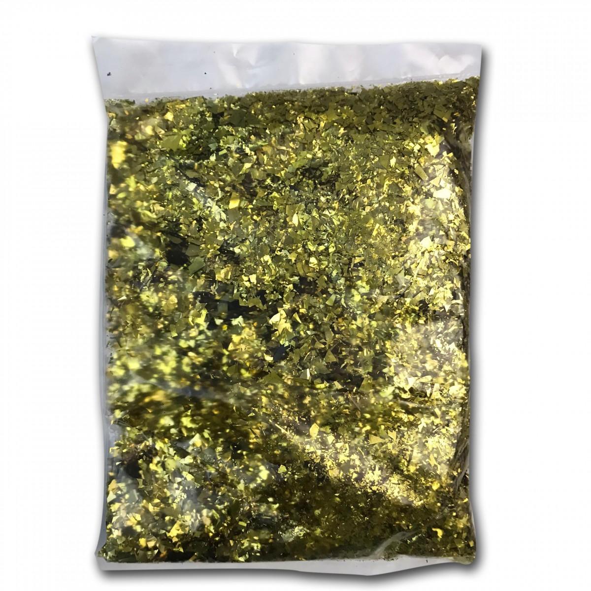 Coriandoli dust 100 gr  vari colori