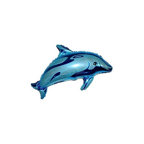 Supershape 100 cm delfino azzurro