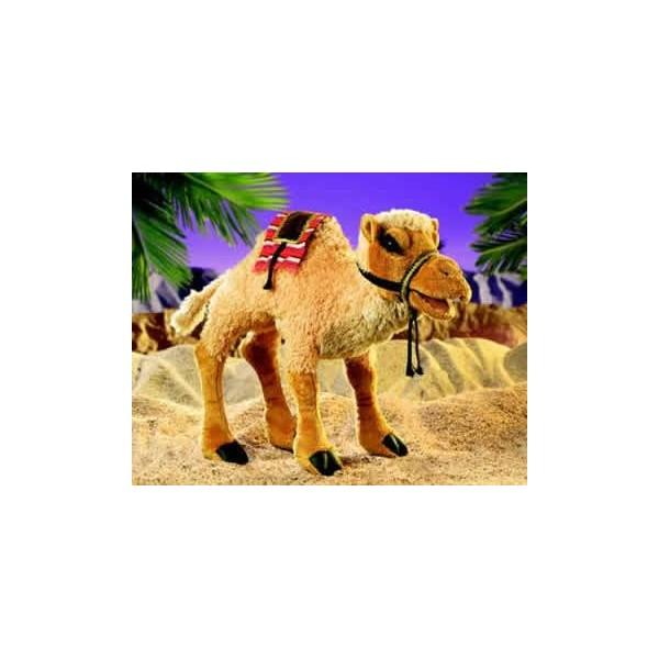 Pupazzo da mano  cammello