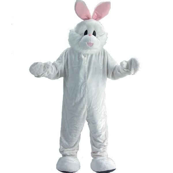 Mascotte eco coniglio