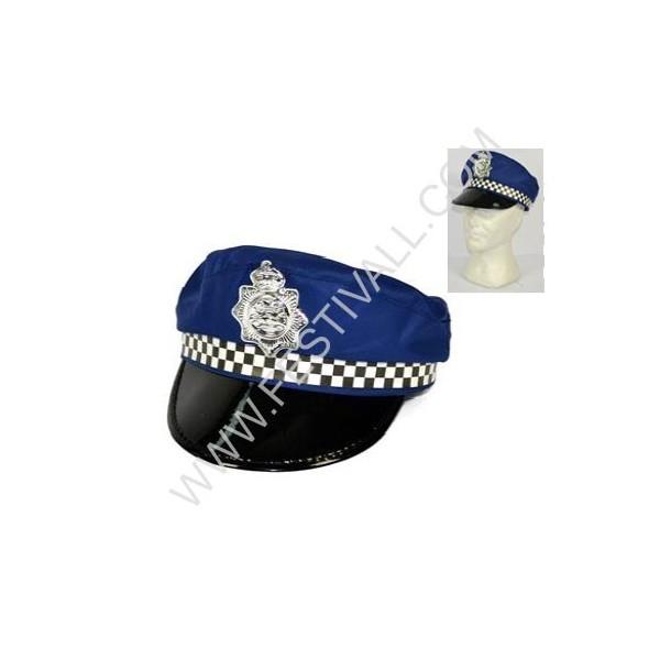 Cappello poliziotto in stoffa