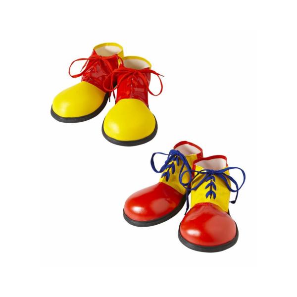 scarpe clown donna-bambino