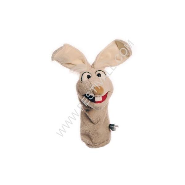 Pupazzo da mano  Manfredo il coniglio