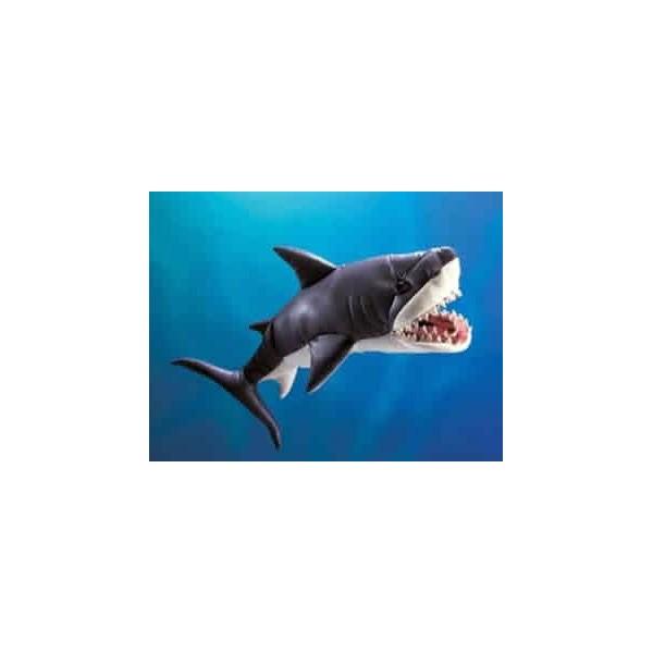 pupazzo da mano  squalo grande