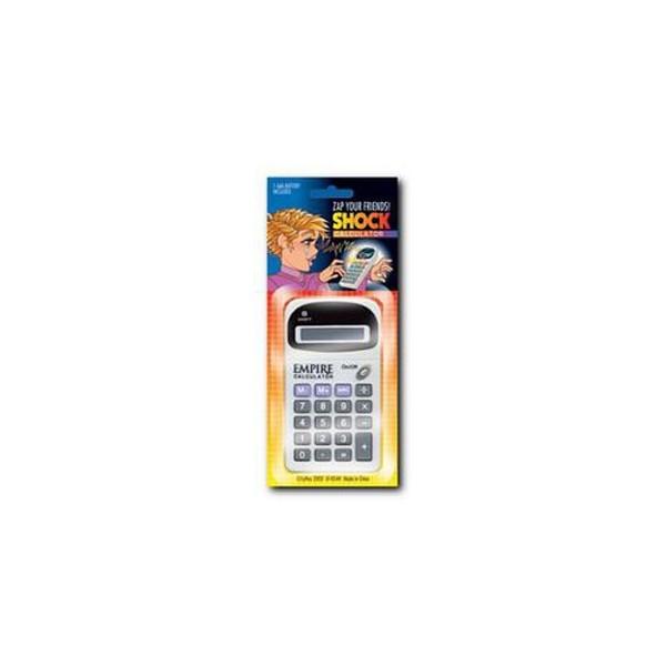 calcolatrice con scossa