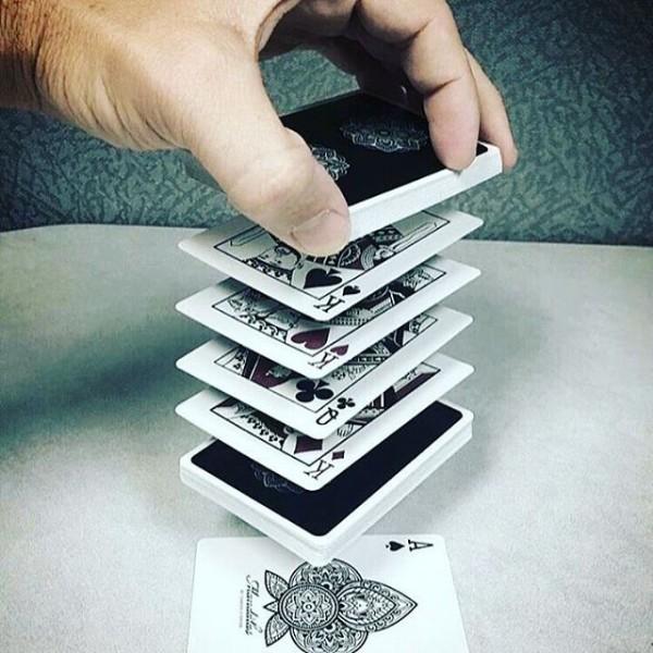 Mandalas Playing Card