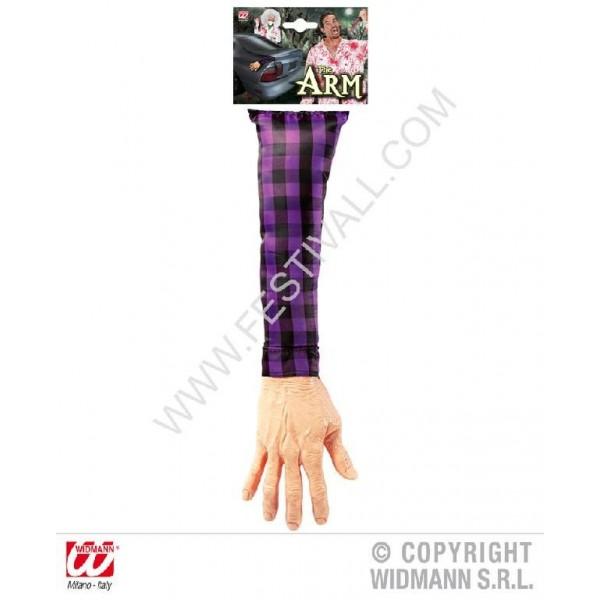 braccio finto