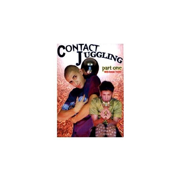 dvd  contact juggling part 1