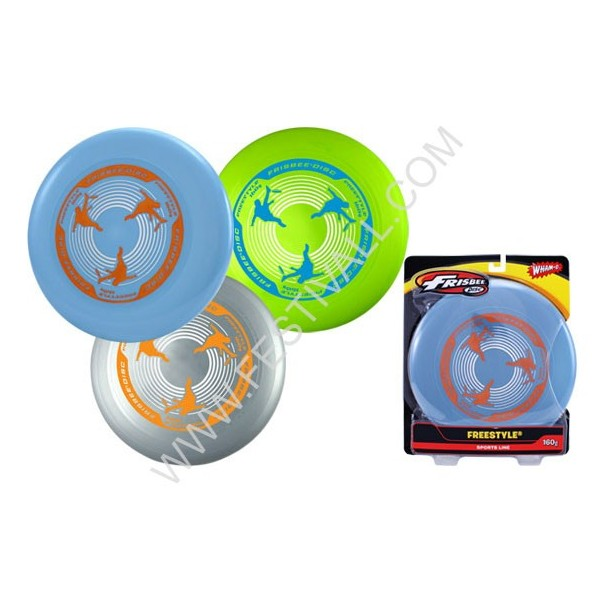Frisbee freestyle 160gr.
