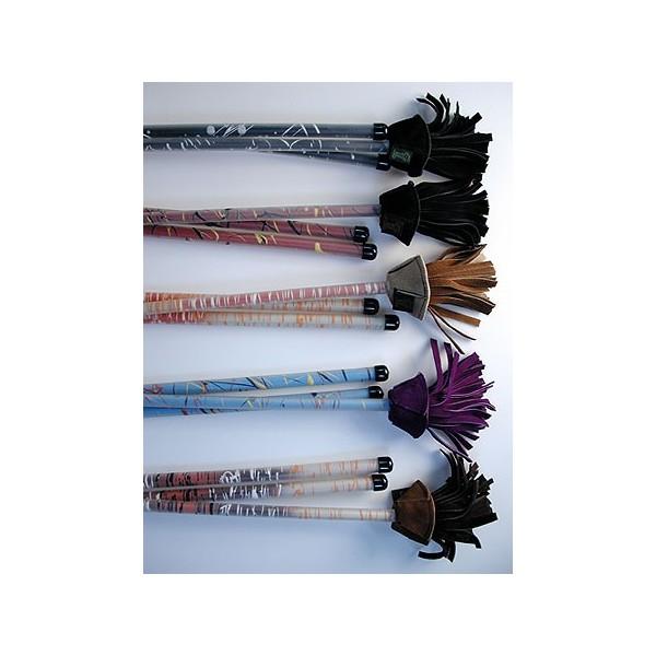 flowerstick lunastix wizard  con bacchette