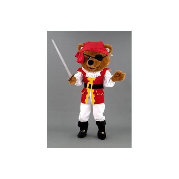 Mascotte deluxe Pirata