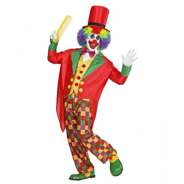 Costume clown Deluxe